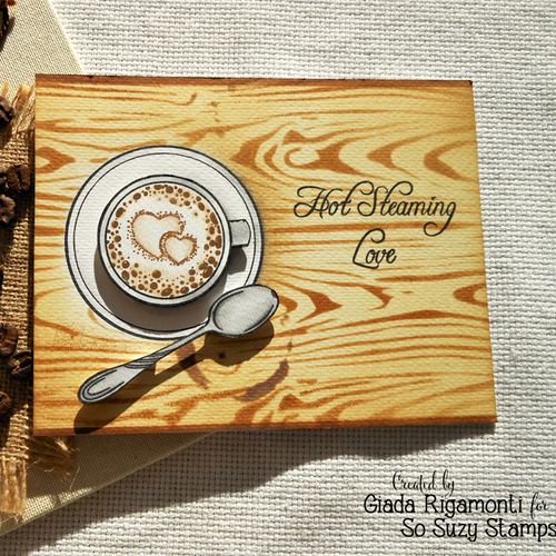 Hot steaming love by Giada