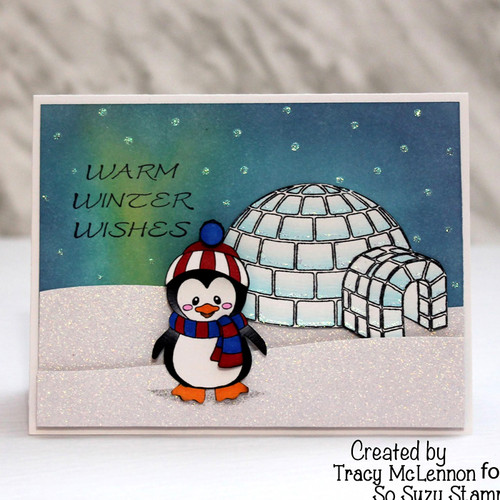 Warm Winter Wishes by Tracy