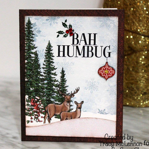 Bah Humbug by Tracy
