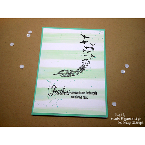 Giada Feathers and Angels