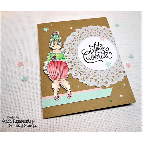 Giada Cupcake Lady