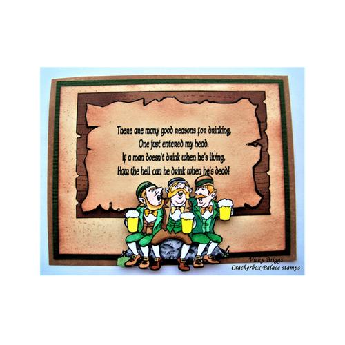 Leprechaun Singing for Good Reason