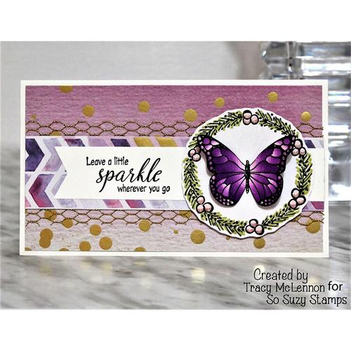 Tracy's Purple Butterfly