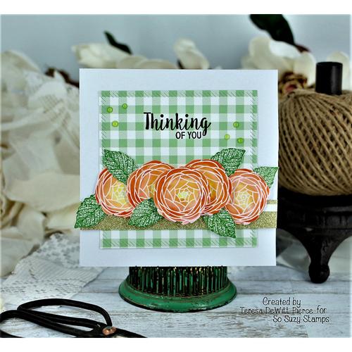 Teresa Floral Card