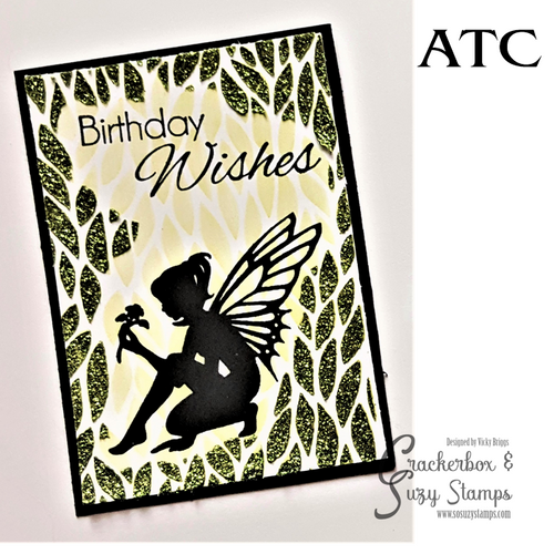 Fairy In The Grass... ATC