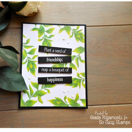 Plant Seed of Friendship by Giada