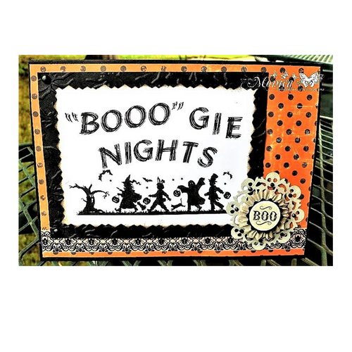 Booogie Nights by Monica