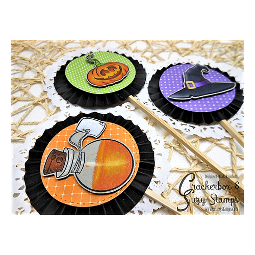 Halloween Cake Decorations