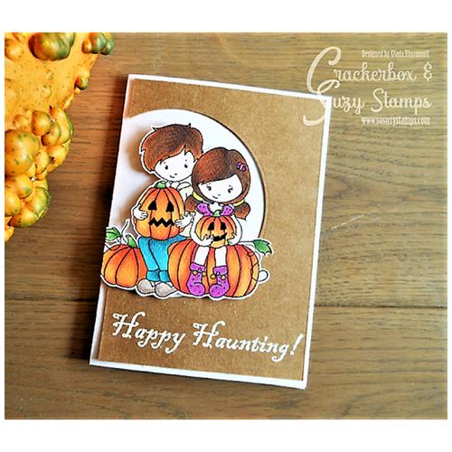 Kids with their Pumpkins
