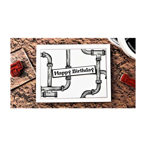 Happy Birthday Pipes