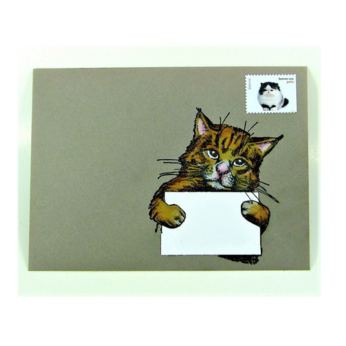 Kitty Envelope