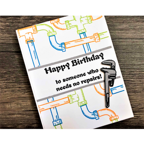 Handy Man Birthday