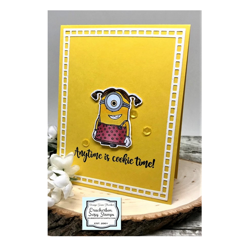 Anytime is cookie time, just ask a Minion.