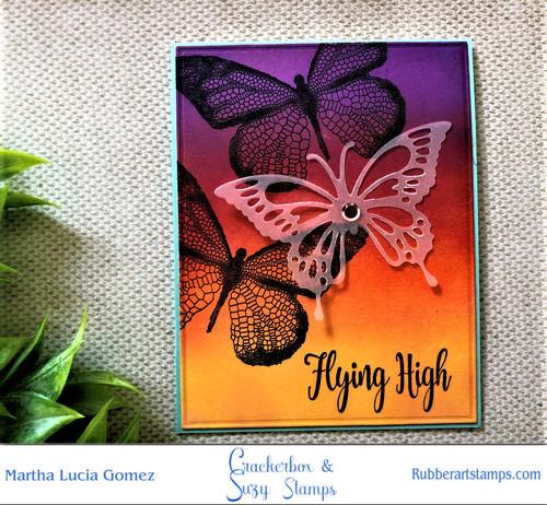Flying High Butterflies