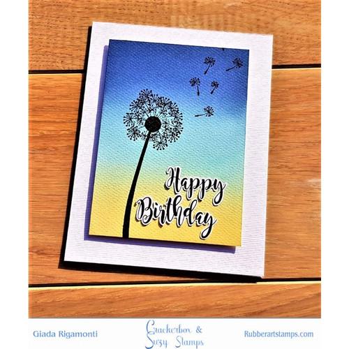 Dandelion Wish on Your Birthday
