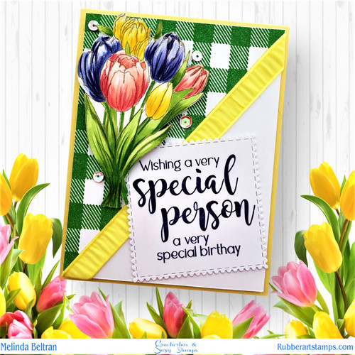 Tulips for Special Person