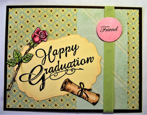 Graduation for Friend