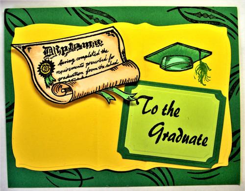 Graduation School Colors