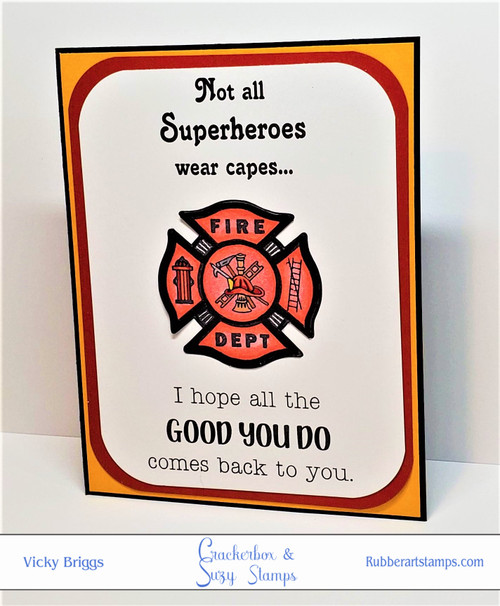 Fire Fighter All You Do