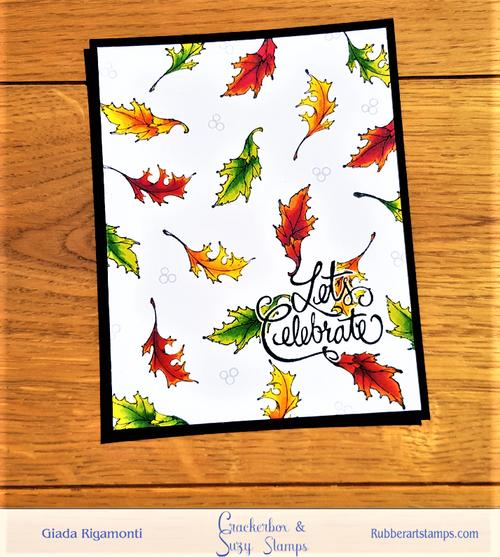 Fall Leavings Falling