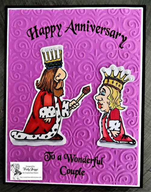 Anniversary for a King and Queen