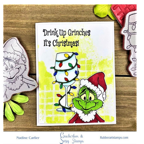 Drink It Up With Grinch