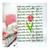 Terri's Birthday Stamp and Tulip