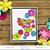 6 Petal Flowers - Set of 3