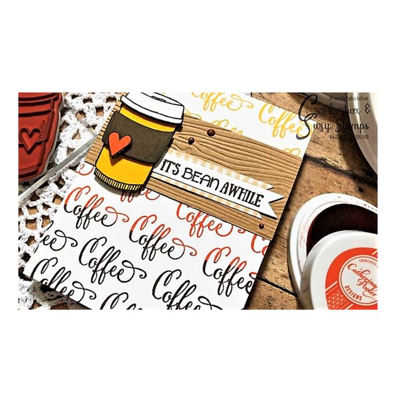 Coffee Swirl word