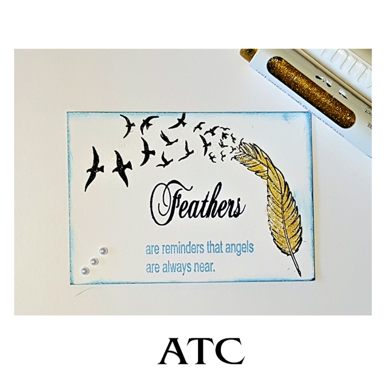 Feathers & Angels