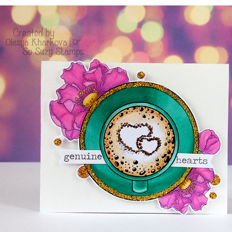 Coffee Cup designed by Olesya