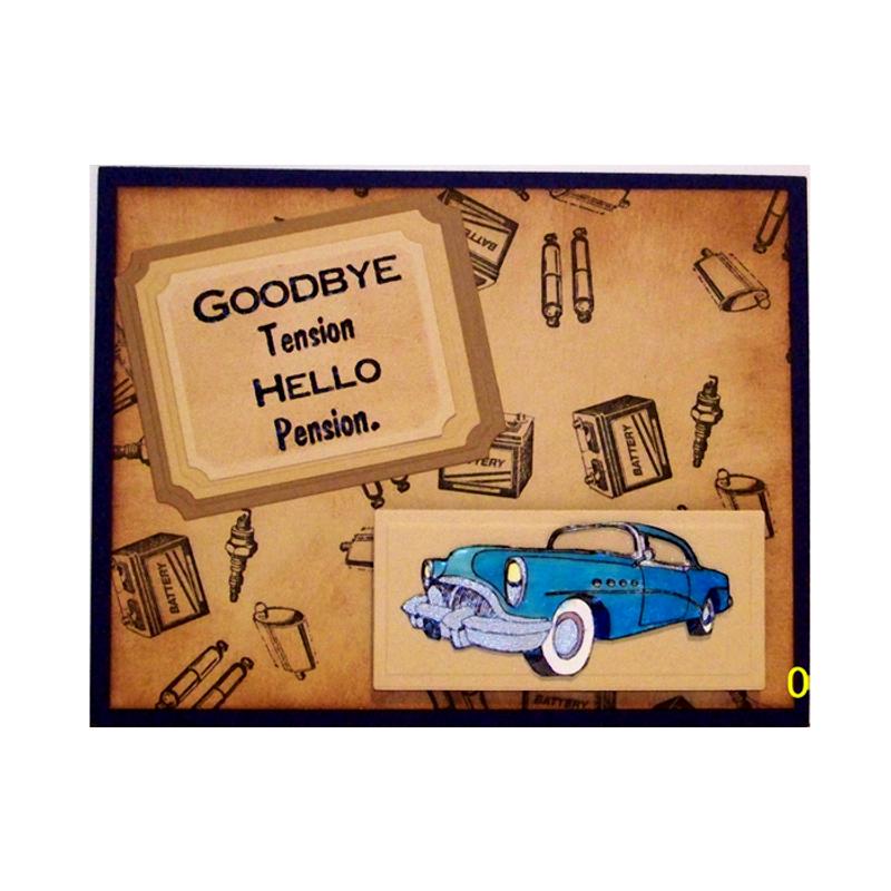 Auto Parts Background