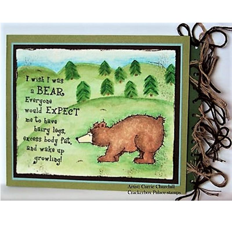 Bear Fun Orson
