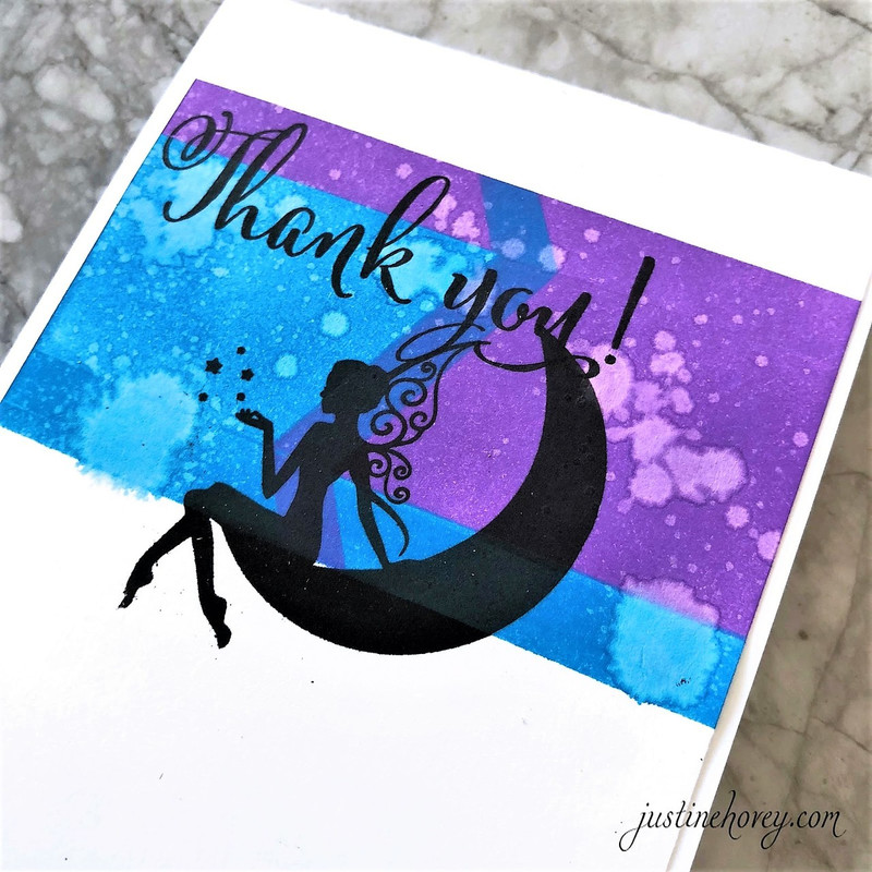 Fairy Thank You by Justine
