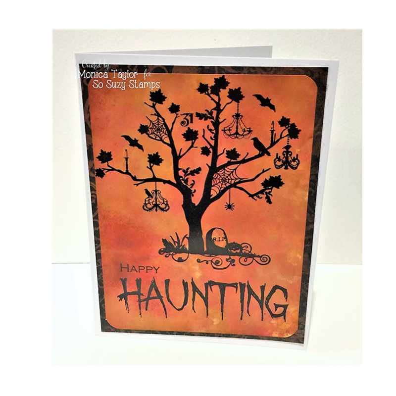 Haunting by Monica