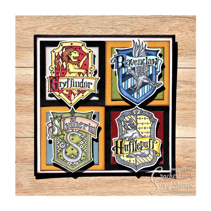 Crest of Hufflepuff