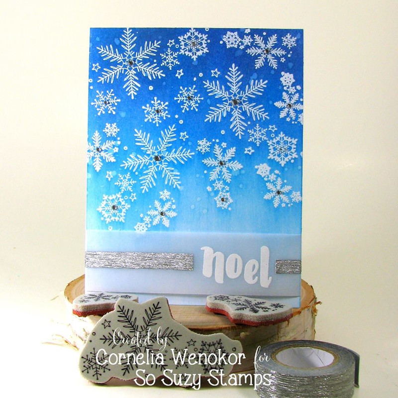 Snowflakes Sm. and Med. set of 2
