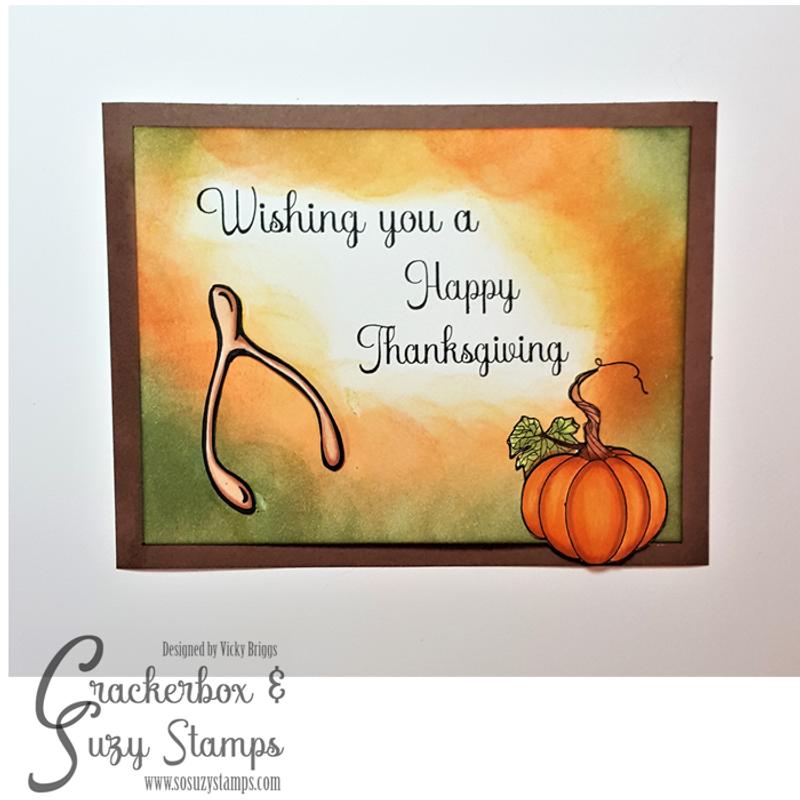 Wishing Thanksgiving