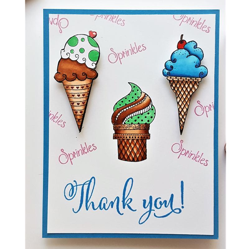 Ice Cream Fun Cone