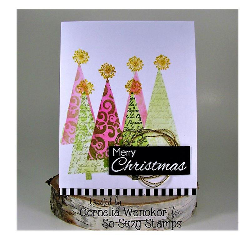Christmas Tree Swirl