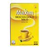 Maxim Mocha Gold Mild Instant Coffee Mix, 100 Sticks