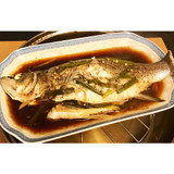 How to Steam Sea Bass with Soy Sauce