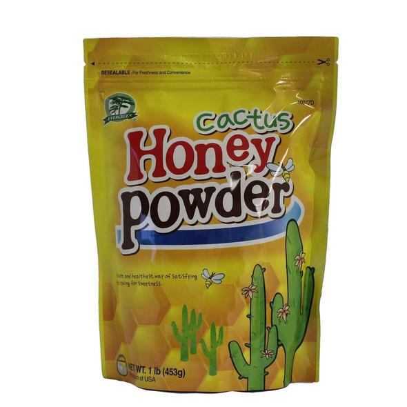 Evergreen Cactus  Honey Powder Sweetener Sugar Substitution