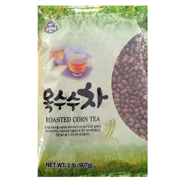 Assi Roasted Corn Tea, 2lb loose