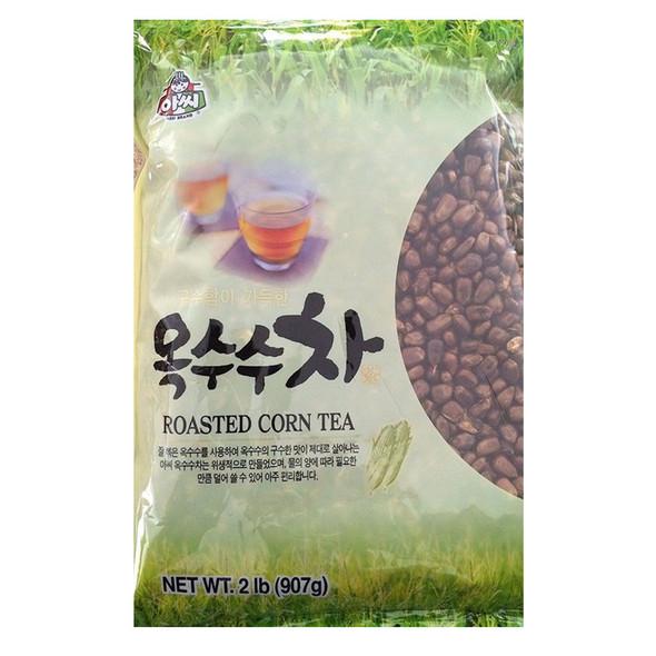 Assi Roasted Corn Tea, 2lb loose