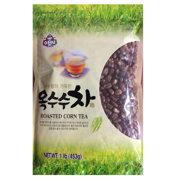 Assi Roasted Corn Loose Tea, 1lbs