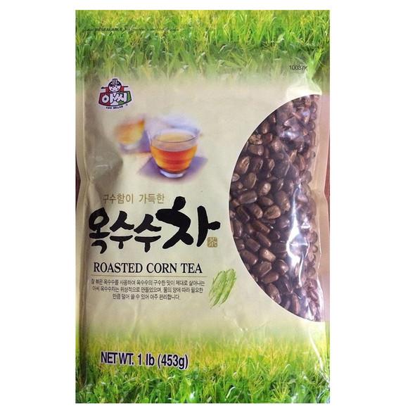 Assi Roasted Corn Loose Tea, 1lbs