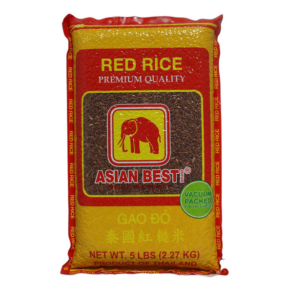 Asian Best Red Rice - Gao Do