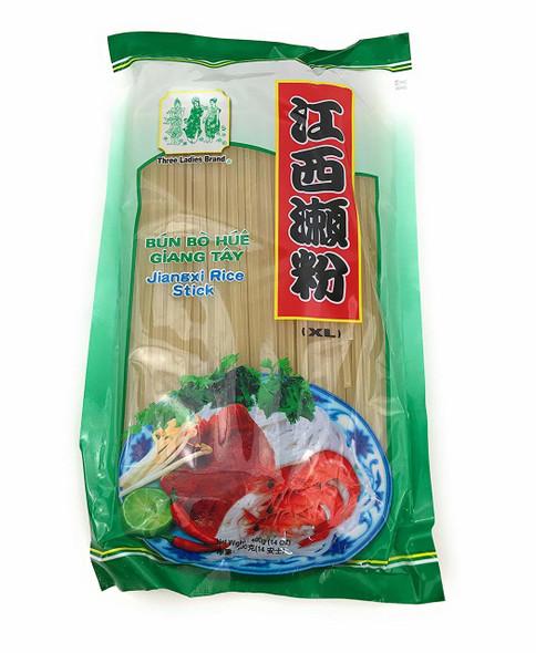Bun Bo Hue Ba Co Gia - Three Ladies Brand Rice Stick Noodles