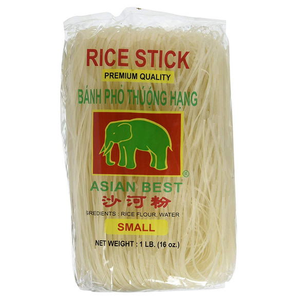 Asian Best Rice Stick Noodles Pho
